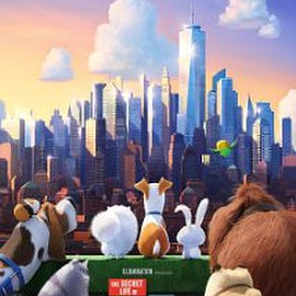 Yarrow Cheney, Chris Renaud - The Secret Life of Pets