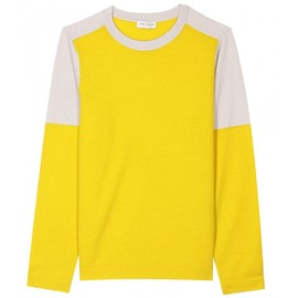 Dries Van Noten - MIDGE TWO-TONE PULLOVER