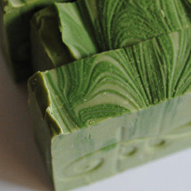 Luulla - All Natural Lime Soap