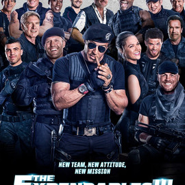 Patrick Hughes - Expendables 3