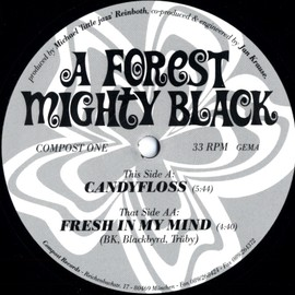 A FOREST MIGHTY BLACK - CANDYFLOSS / COMPOST