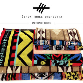 GYPSY THREE ORCHESTRA - QD TOWEL