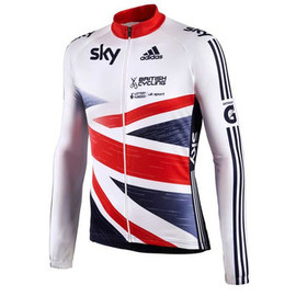 adidas - Adidas British Cycling 2013 Long Sleeved Jersey