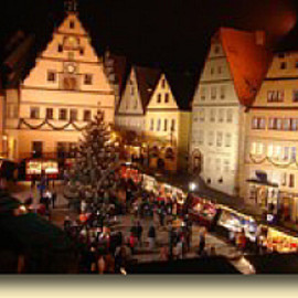 Rothenburg - Rothenburg Christmas Market
