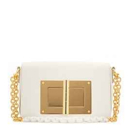 TOM FORD - Natalia Large leather shoulder bag