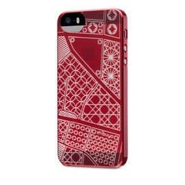 Apple - Shibuya + kiriko エアージャケット for iPhone 5/5s