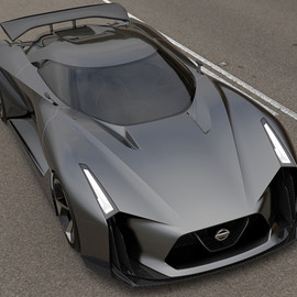 NISSAN - NISSAN CONCEPT 2020 Vision Gran Turismo