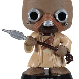 Funko - POP: STAR WARS TUSKEN RAIDER BOBBLE-HEAD