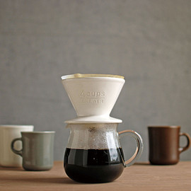 KINTO - CARAT / COFFEE DRIPPER
