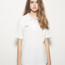 FORTY PERCENTS AGAINST RIGHTS - DOUBT EVERYTHING/POLO SHIRTS