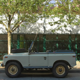 1969 Land Rover Series ⅡA 88 Convertible