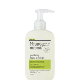 Neutrogena - Neutrogena® Naturals Purifying Facial Cleanser 6 fl oz