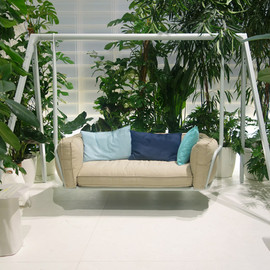Vitra - swinging sofa