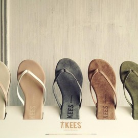 Tkees - COLOR SANDALS