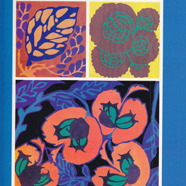 E.A. Seguy - The Spectacular Colour Floral Designs (Dover Pictorial Archive Series)