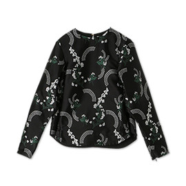 mame - Lily Bell Jacquard Tops