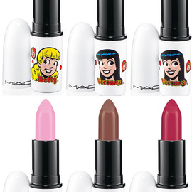 Mac Cosmetics - Archie's Girls Spring 2013 Betty Veronica Lipstick