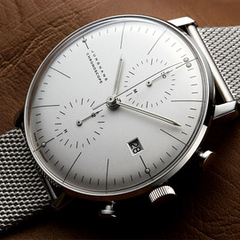 JUNGHANS - Max Bill Chrono Scope 027/4600.00M