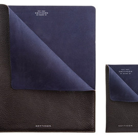 Smythson Gresham Collection - Tablet & Smartphone Holders
