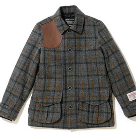Back Channel - HARRIS TWEED HUNTING JACKET