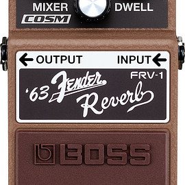 BOSS - FRV-1  BOSS Legend Series  '63 Fender Reverb