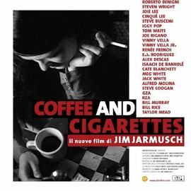 Jim Jarmusch - Coffee and cigarettes poster3