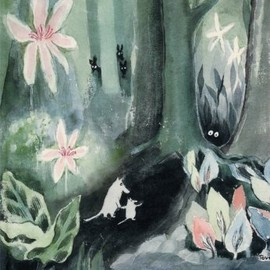 Tove Jansson - The Moomins and the Great Flood