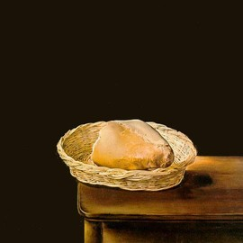 Salvador Dali - bread