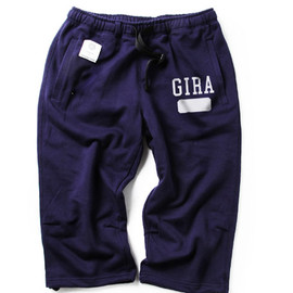 UNDERCOVER - GIRA CROPPED PANTS