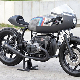 WalzWerk-Racing - BMW SCHIZZO® Cafe Racer