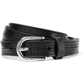 Isabel Marant - Kaylee perforated leather belt