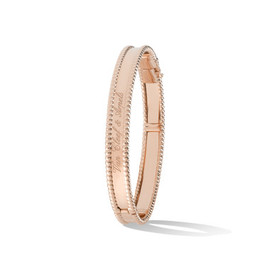 Van Cleef & Arpels - Perlée signature bracelet, medium model
