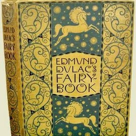 Edmund Dulac - A rare copy of the 1st Edition of's Fairy-Book produced by Hodder & Stoughton (London) in 1916.