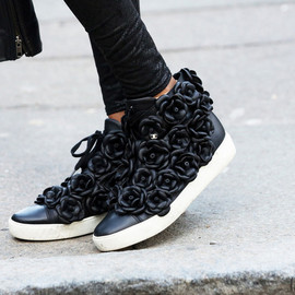 CHANEL - London Fashion Week Streetstyle