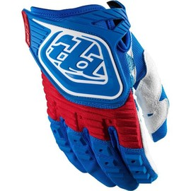 TROY LEE DESIGNS - 2013 GP Youth Glove Blue/Red