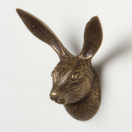 Anthropologie - Rabbit Forestry Hook