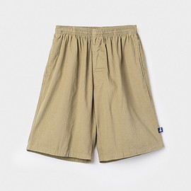 STUSSY - Brushed Beach Short - Khaki