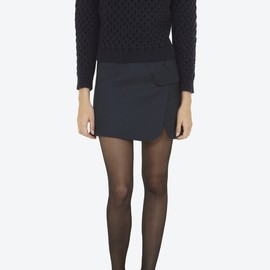 Carven - 2013AW knit