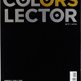 Fabrica - COLORS | No.79: Collector | WINTER 2010 / 2011