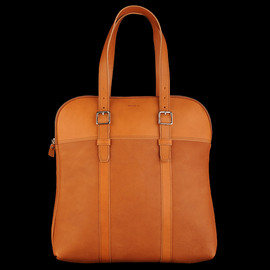 Billykirk - Billykirk Padded Laptop Flight Bag in Tan