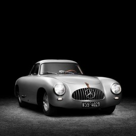 Mercedes-Benz - 300SL (w 194)