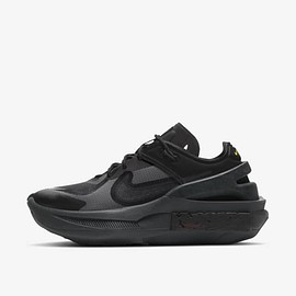 NIKE - FONTANKA EDGE 'Triple Black'