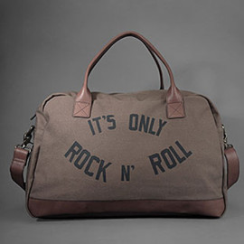 John Varvato - Its Only Rock N Roll Duffle
