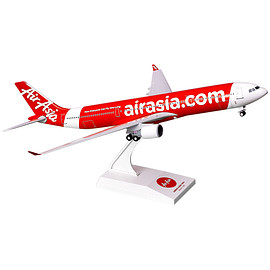 AirAsia - Aircraft Model A330 AAX (1:200)