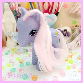 My Little Pony, plamode - My Little Pony G3 Jewel Periwinkle Beautiful!
