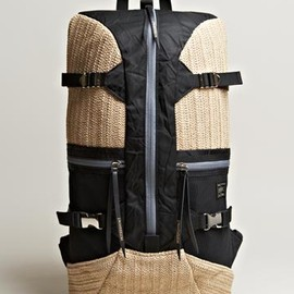 J.W. Anderson x Porter  - Multi Panel Backpack