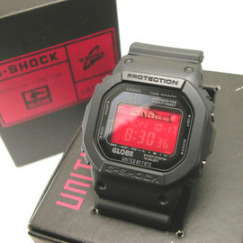 G-shock - GLOBE UNITED BY FATEタイアップモデルGRX-5600GE-1JR