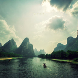 Day 9: Li River  |  isayx3