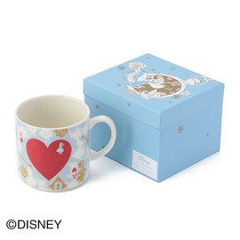 Afternoon Tea - CR98 変色マグカップ(ボックス入り)/Disney Collection・Alice