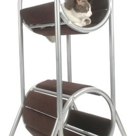 Modern cat designs - Tall Modern Cat Condo